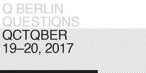 Q Berlin Questions Conference